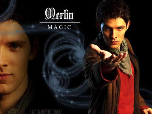 Merlin Magic of Camelot