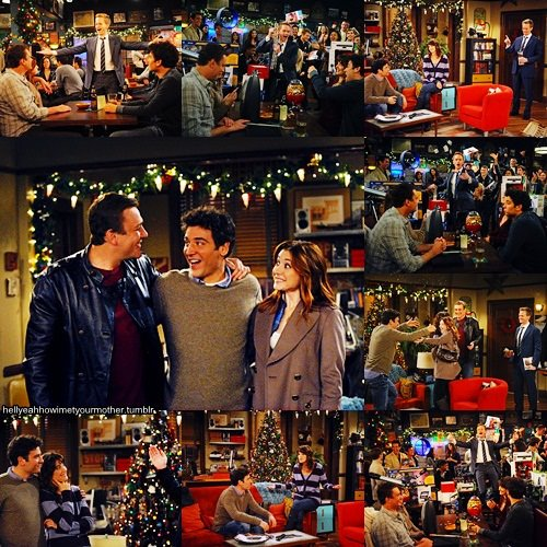 how i met your mother images merry christmas