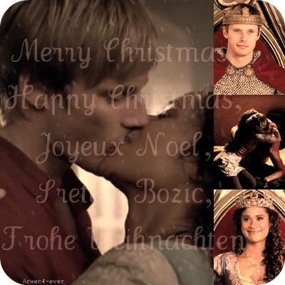 Merry Weihnachten Arwenfans!