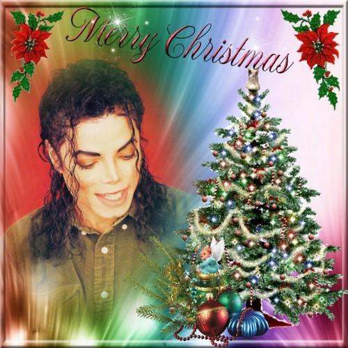 Merry 크리스마스 Michael! <3