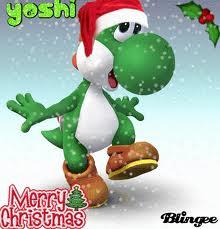 Merry giáng sinh Yoshi!