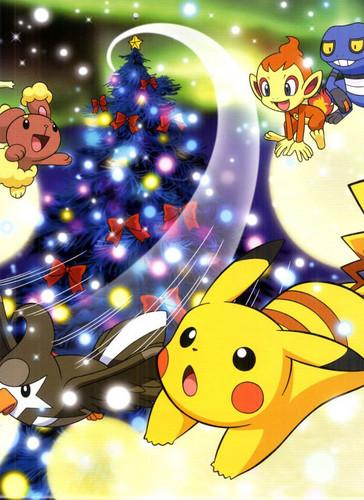 Merry Pokemon Christmas!