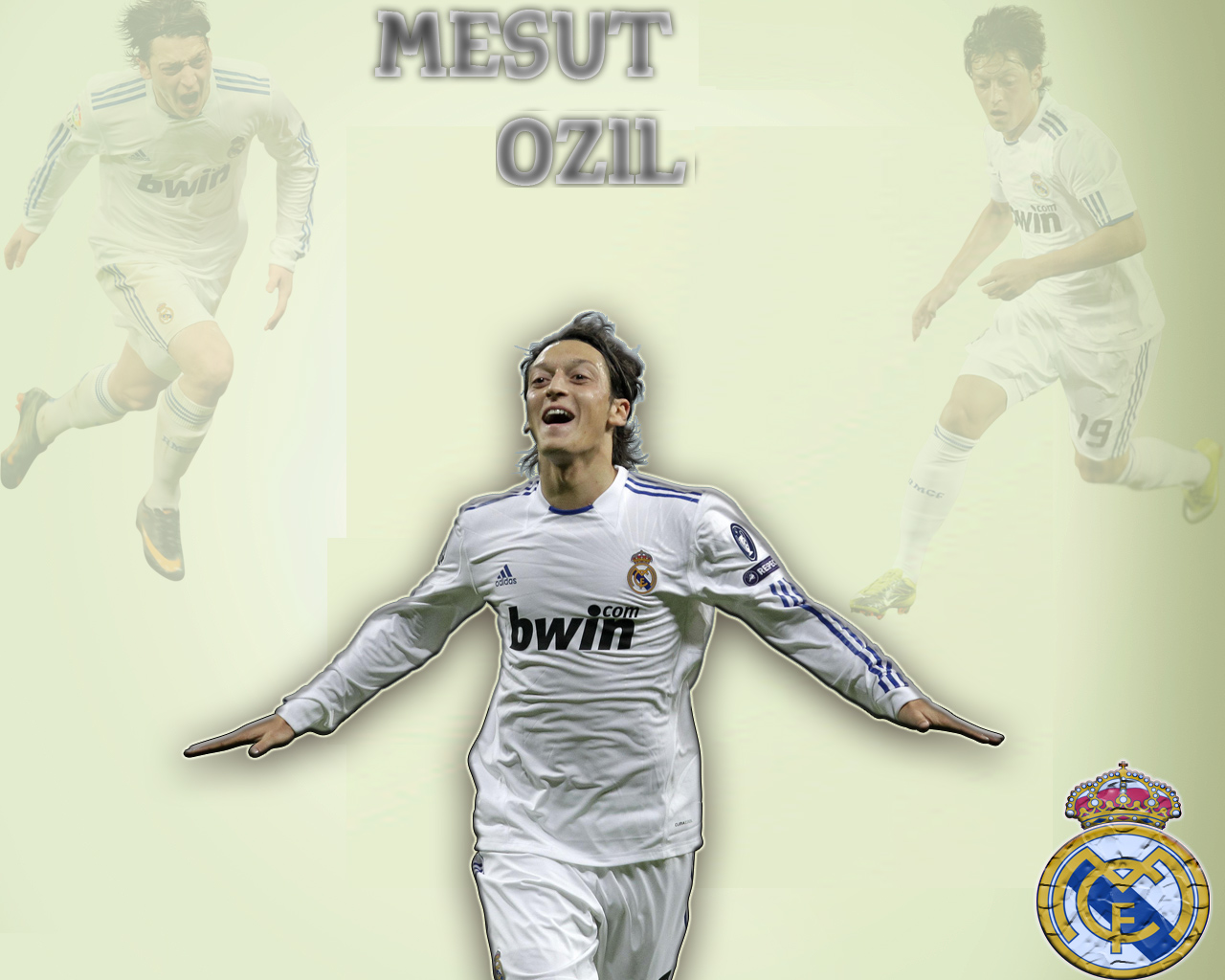 Mesut Ozil Real Madrid Mesut –zil Wallpaper