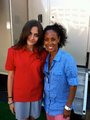 Michael Jackson's Daughter Paris Jackson and Will Smith's Wife Jada Smith - michael-jackson photo