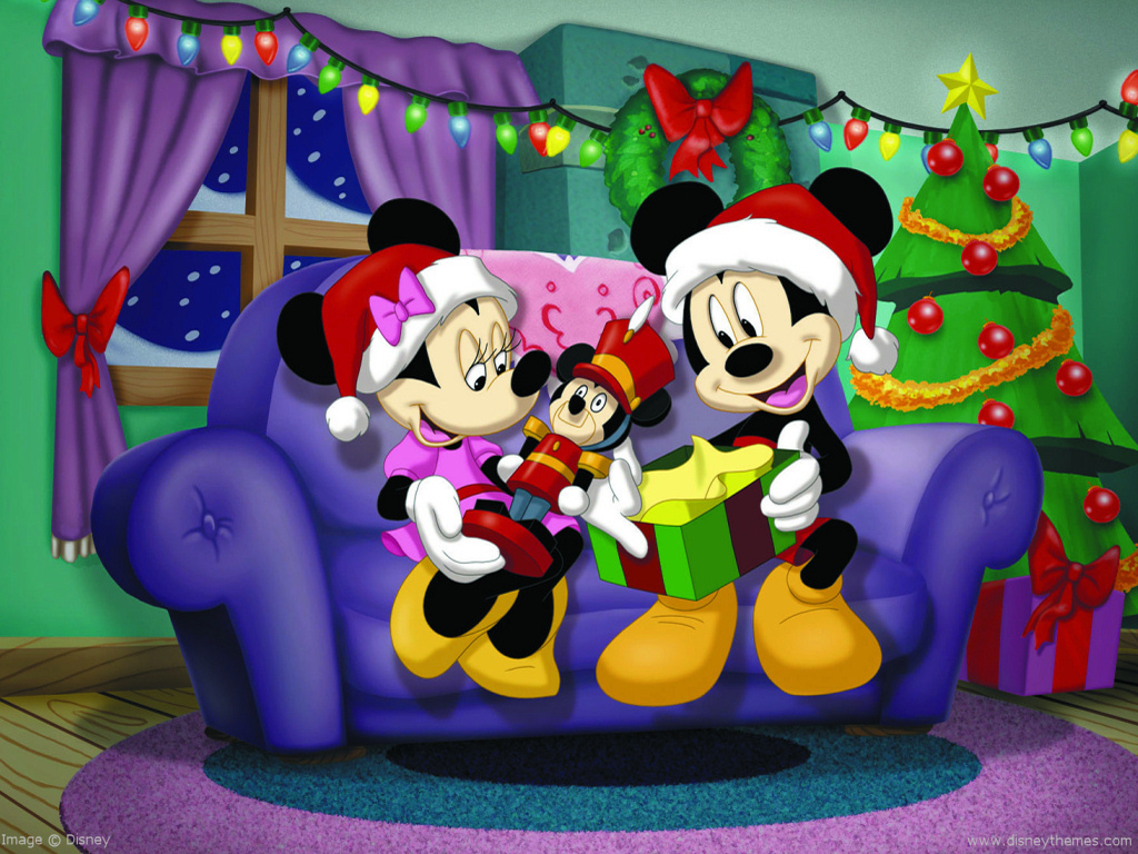 Disney Christmas images Mickey-Mouse-Christmas HD wallpaper and ...