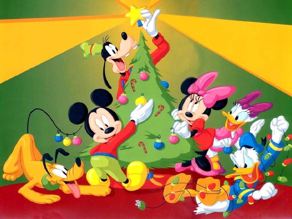 Christmas Disney Wallpaper Hd : Disney christmas images mickey mouse hd