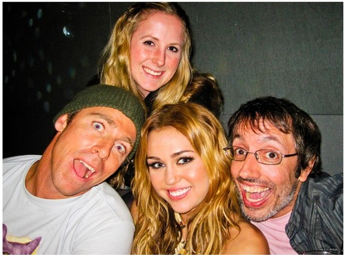 Miley Cyrus Personal Pic!
