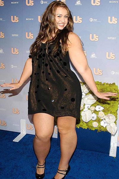 Miley fat