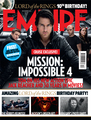 Mission Impossible - Ghost Protocol Empire Magazine 2011