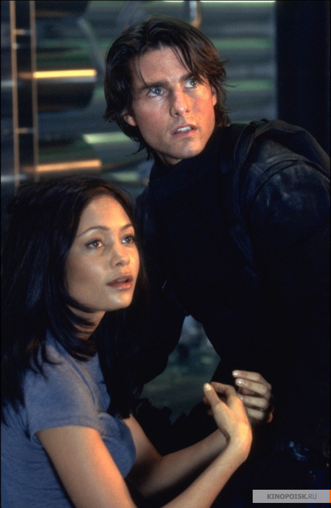 Mission Impossible Ii 2000 Tom Cruise Image 27899180 Fanpop