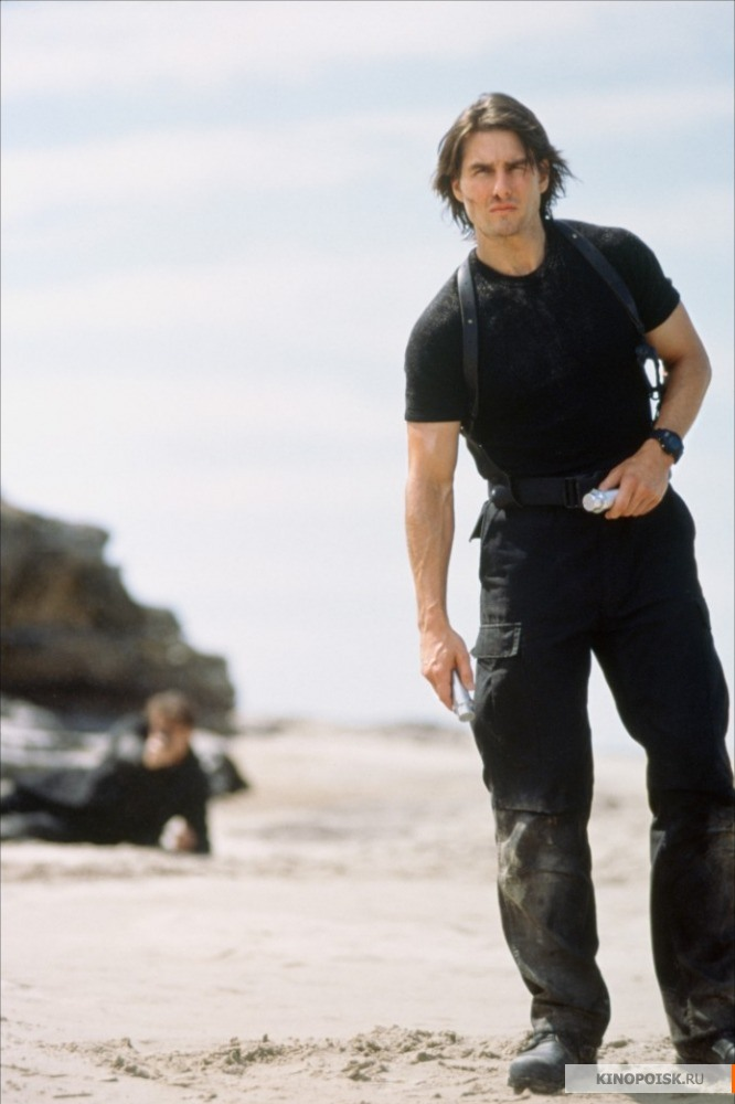 Mission Impossible Ii 2000 Tom Cruise Image 27899205 Fanpop