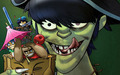 Murdoc - plastic-beach photo