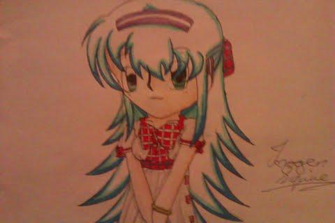 My anime OC