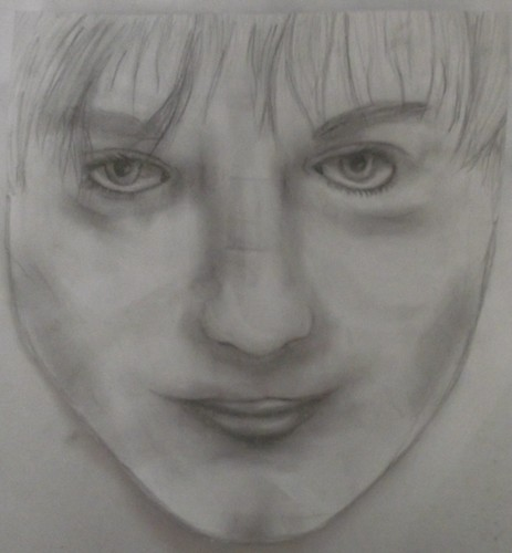 My drawing of Keith Harkin. - keith-harkin Fan Art