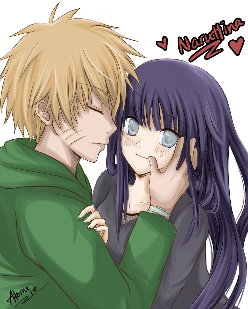 NaruHina ROTCALEX2011 Fan Art Fanpop