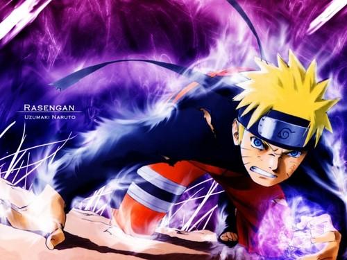 Naruto wolpeyper