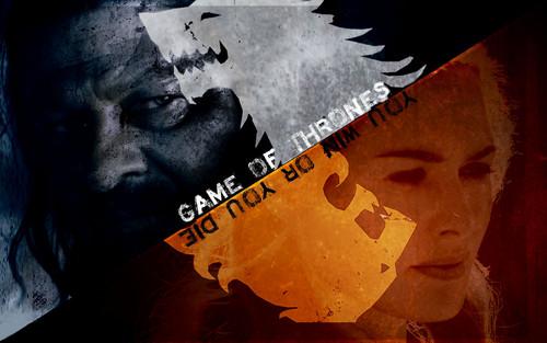 Ned + Cersei