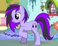 New Fan Pony: Kimono the DJ Pony