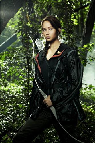 New picha of Katniss