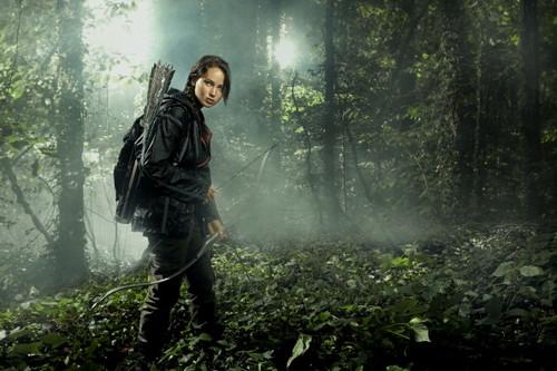 New fotos of Katniss