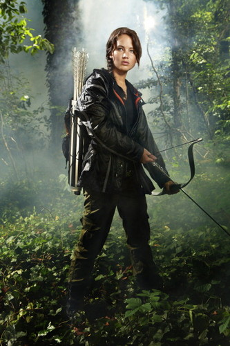 New picha of Katniss
