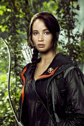New fotos of Katniss