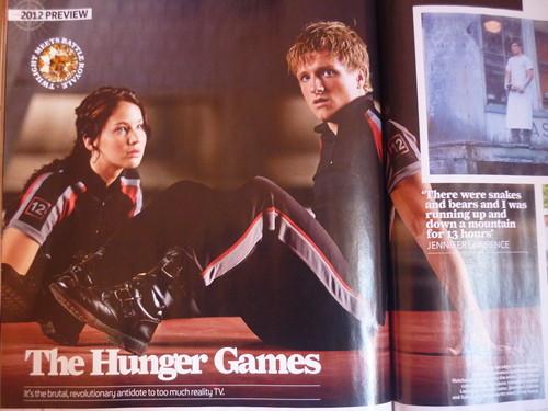 New still of Katniss and Peeta