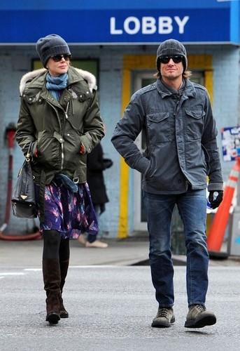 Nicole Kidman and Keith Urban Out in NYC