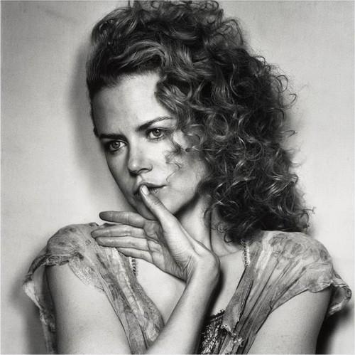 Nicole Kidman - 의해 Irving Penn