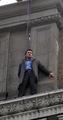 On Location For Man On A Ledge - October 31, 2010 - sam-worthington screencap