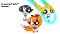 PPGT (preview) comics - powerpuff-girls photo