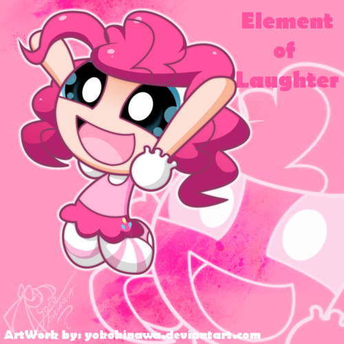 Party Puff: Pinkie Pie