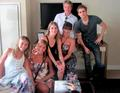 Paul Wesley's Family - paul-wesley photo