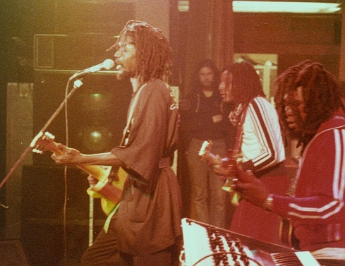 Peter Tosh 1978
