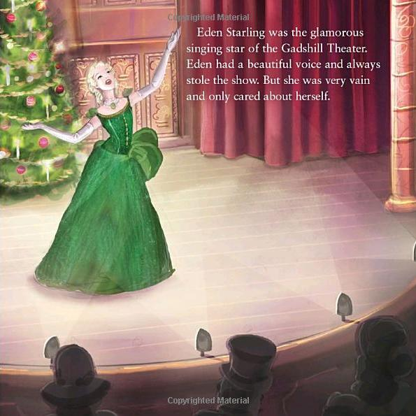 Pics from the books of Barbie in a Christmas Carol - Barbie Movies Photo (27881401) - Fanpop