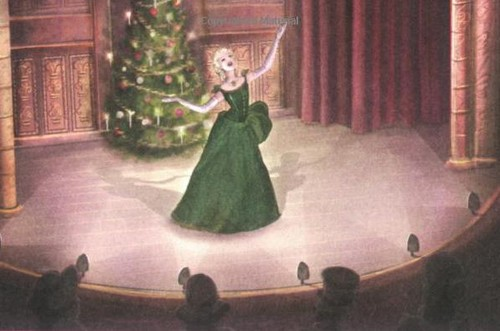 Pics from the boeken of Barbie in a Christmas Carol