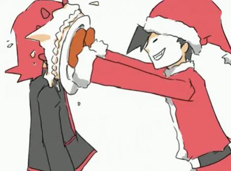 Pokemon Adventures Natale