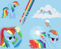 my-little-pony-friendship-is-magic - Rainbow Dash wallpaper