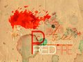 disney-princess - Red Fire ~ Ariel wallpaper