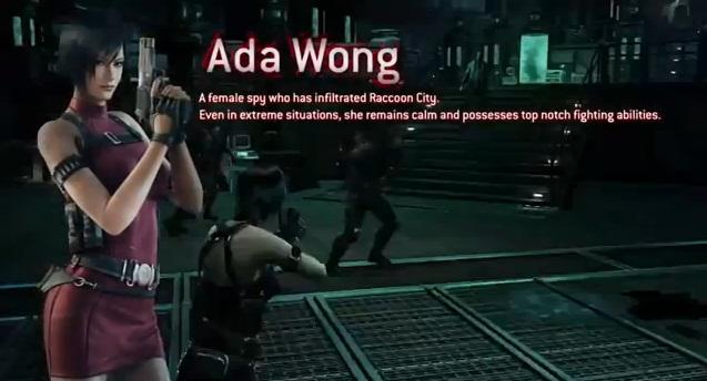 Resident Evil: Operation Raccoon City Ada Wong