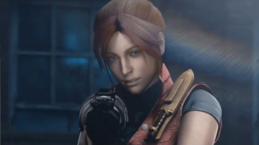 Resident Evil: Operation Raccoon City Claire Redfield