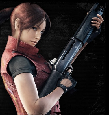Resident Evil wallpaper containing a rifleman and a green beret entitled Resident Evil: Operation Raccoon City Claire Redfield
