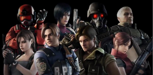 Resident Evil: Operation Raccoon City নায়ক Mode Characters