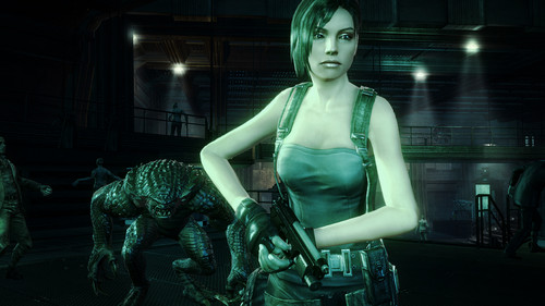 生化危机 壁纸 possibly with a 音乐会 called Resident Evil: Operation Raccoon City Jill Valentine