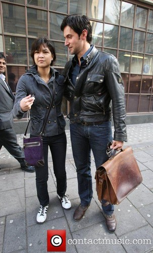 "Richard Leaving ""Radio One Studios"" (2010)"