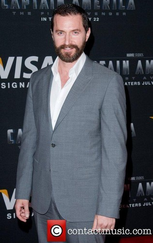 "Richard @ VIP ""Captain America"" Screening"