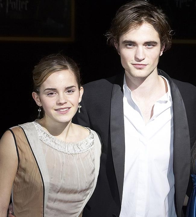 Wow! emma watson and robert pattinson menikah?