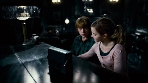 Ron and Hermione 피아노