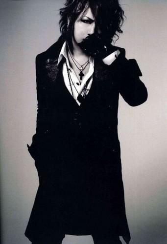 Ruki [The GazettE]