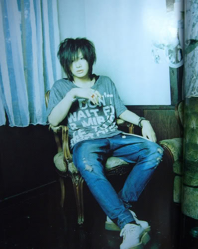 Ryutaro [Plastic Tree] - plastic-tree Photo